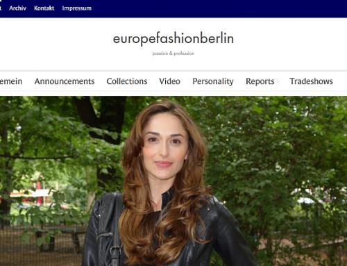 Neues Webprojekt: Fashion News Portal rund um Berliner Mode