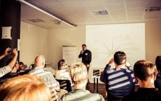 Vortrag auf dem Solopreneur Day 2015