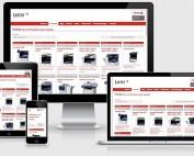 Faltor X Relaunch Responsive Xerox
