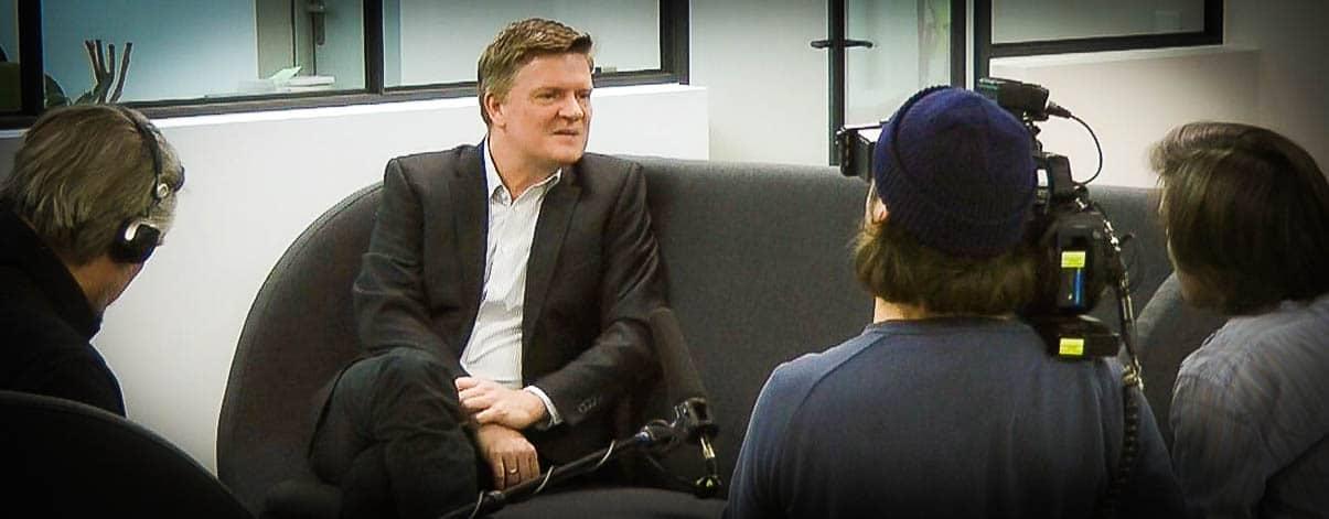 TV Interview mit Galileo: Marketingberater Enno Peter